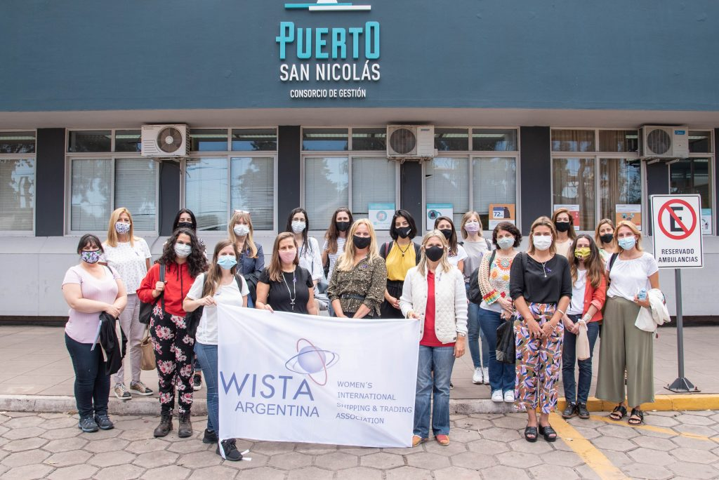 MUJERES DE WISTA ARGENTINA